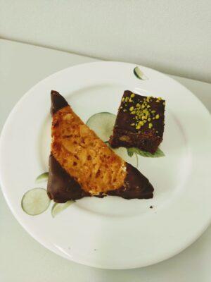 Nusseck und Brownie